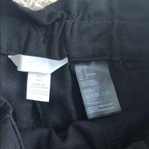 H&M Shorts - H & M paper bag shorts